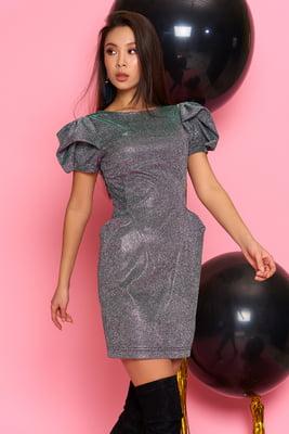Платье серое | 5707146