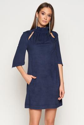 Сукня темно-синя | 5707154