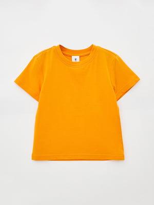 Футболка кольору манго   5707326
