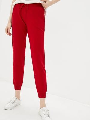 Штани червоного кольору | 5707353
