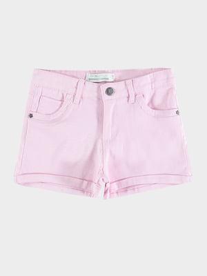 Шорти рожеві | 5686358
