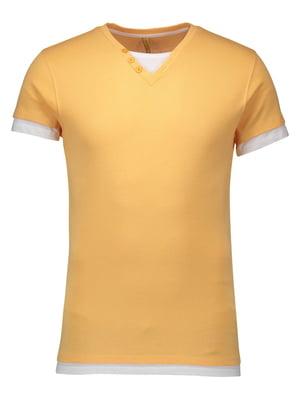 Футболка помаранчева | 5686747
