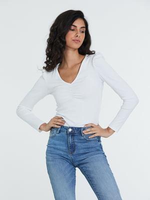 Пуловер молочного цвета | 5686759