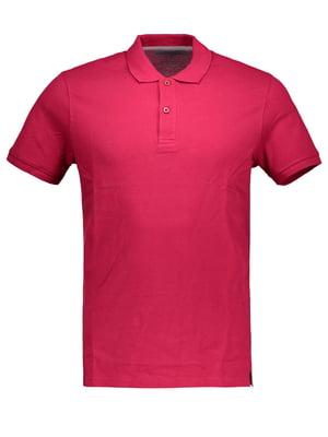 Футболка-поло розовая | 3038597
