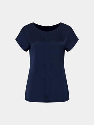 Блуза синя | 5707782