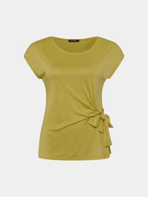 Блуза кольору хакі | 5707784