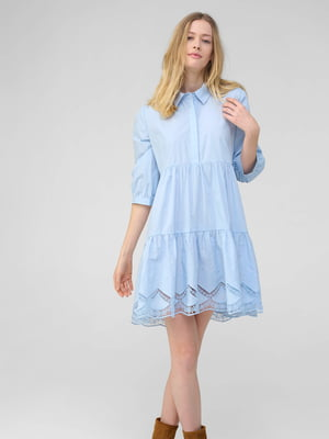 Сукня блакитна | 5707824