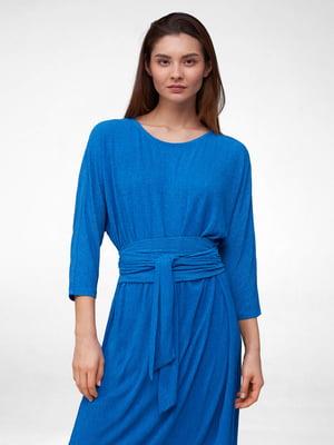 Платье синее | 5707825