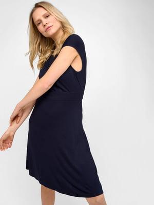 Платье синее | 5707826