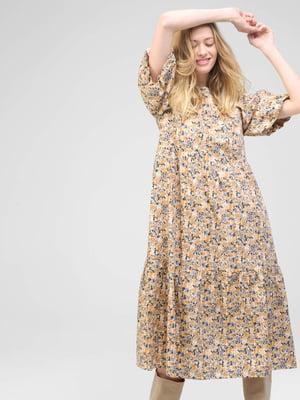 Платье в принт | 5707829