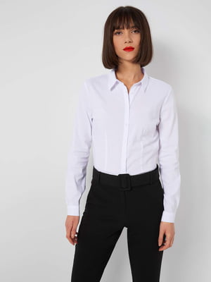 Рубашка белая | 5707853