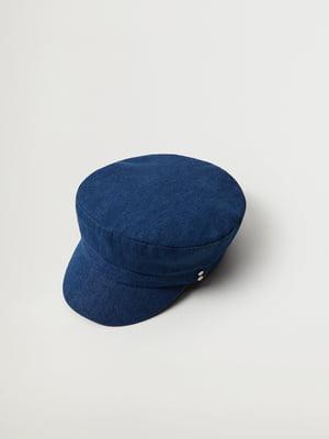 Кепка синя | 5708053