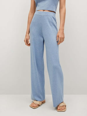Штани блакитного кольору | 5708212