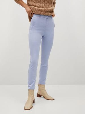 Штани блакитного кольору | 5708233