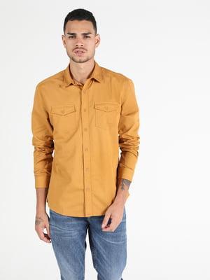 Сорочка жовта | 5709387