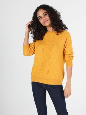 Джемпер жовтий | 5709691