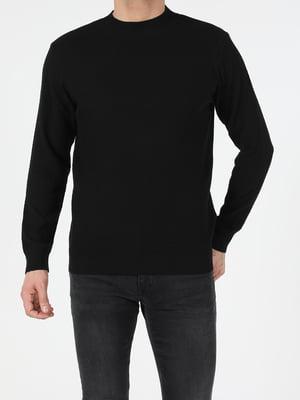 Джемпер черный | 5709720