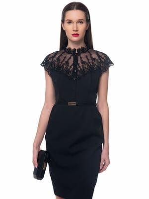 Платье черное | 5710124