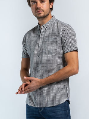 Рубашка с узором | 5488740