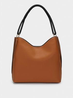 Сумка коричневого цвета | 5710461