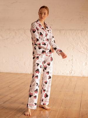 Пижама: рубашка и брюки | 5710737