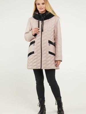 Куртка цвета пудры   5711165