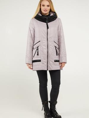 Куртка цвета пудры   5711167