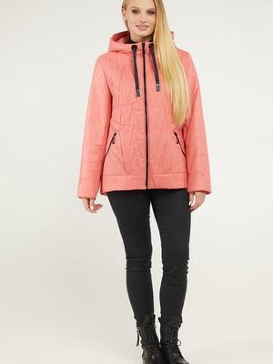 Куртка персикового цвета   5711169