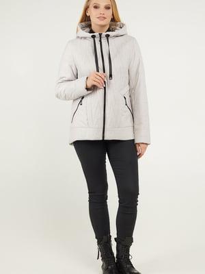 Куртка светло-бежевая | 5711170
