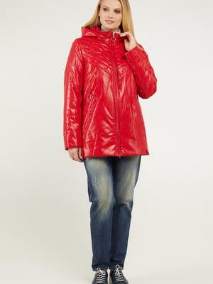 Куртка червона   5711172