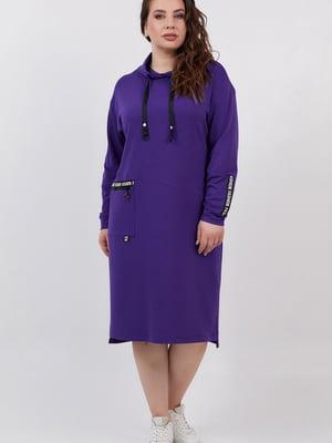 Сукня фіолетова | 5711212