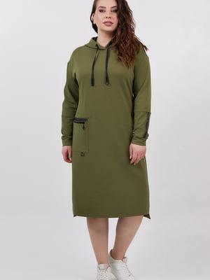 Сукня зелена | 5711213