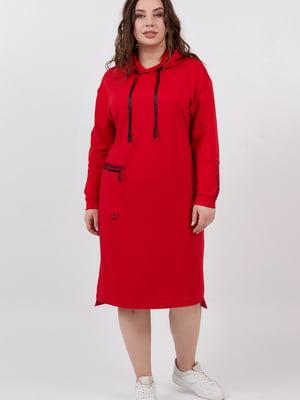 Сукня червона | 5711214