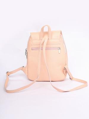 Рюкзак пудрового цвета   5704515