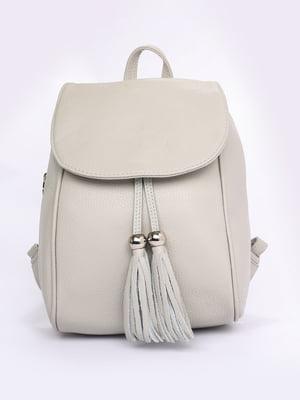 Рюкзак светло-серый   5704516