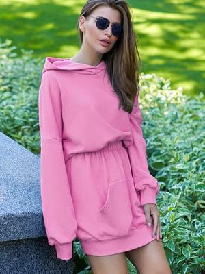 Платье розовое | 5711689