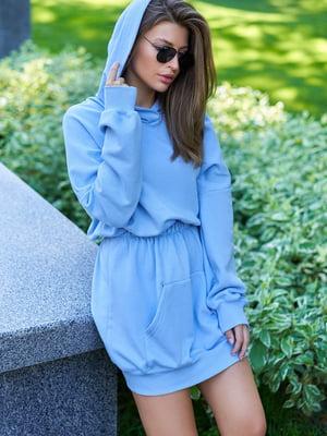 Сукня блакитна | 5711692