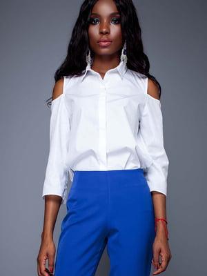 Блуза молочного цвета | 5711693