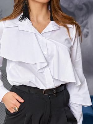 Блуза белая   5711694