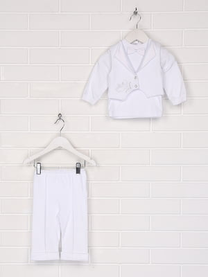 Костюм: жилет, футболка і штани | 5711742