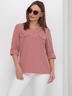 Блуза цвета фрезии | 5711737