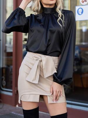 Блуза черная   5711790
