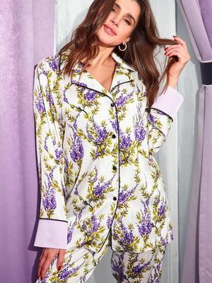 Пижама: рубашка и брюки | 5711813