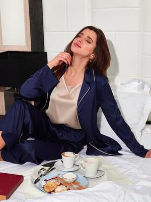 Піжама: блуза і штани | 5711816