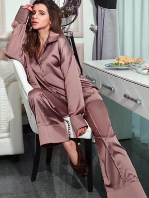 Пижама: рубашка и брюки   5711830