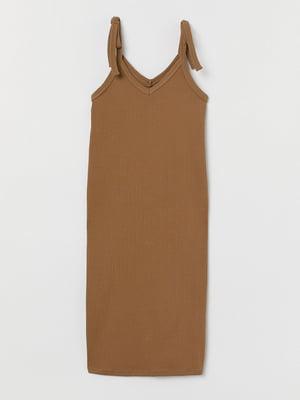 Платье цвета хаки | 5712042