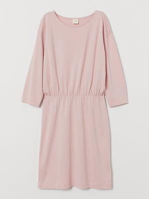 Платье розовое | 5712140