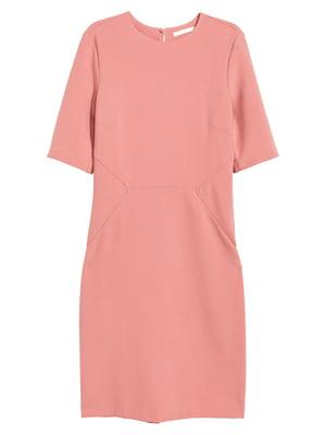Платье розового цвета | 5712169