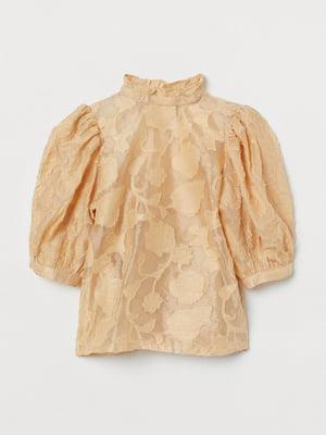 Блуза коралловая | 5712330