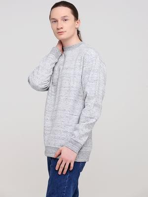 Джемпер серый | 5712947